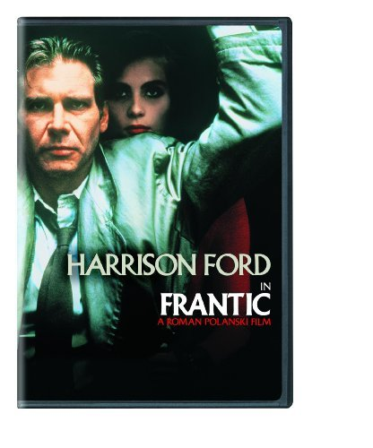 Frantic (1988) Ford Buckley Mahoney Seigner W Clr Cc Dss Snap R
