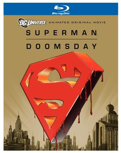 Superman Doomsday Superman Doomsday Blu Ray Ws Pg13