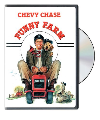 Funny Farm (1988) Chase Smith Maher Gilpin Sulli DVD Pg Ws