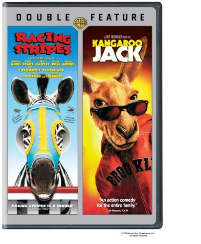 Racing Stripes Kangaroo Jack Racing Stripes Kangaroo Jack Nr