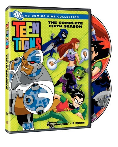 Teen Titans Season 5 Teen Titans Nr