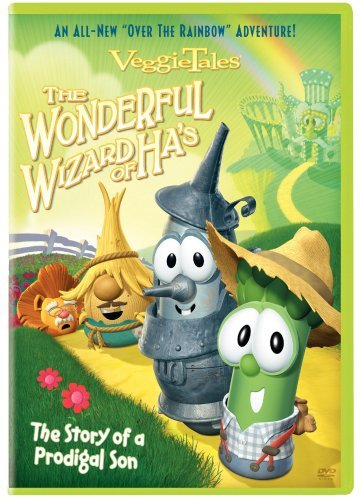 Wonderful Wizard Of Ha's Veggietales Nr