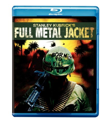 Full Metal Jacket Modine Ermey D'onofrio Baldwin Blu Ray Ws Deluxe Ed. R