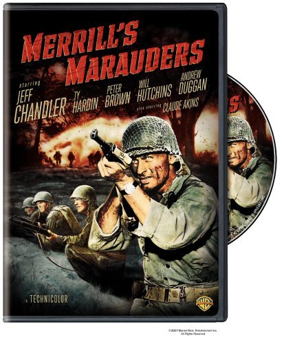 Merrills Marauders Chandler Brown Hardin Nr