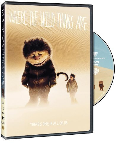 Where The Wild Things Are Records Keener Ruffalo DVD Pg Ws