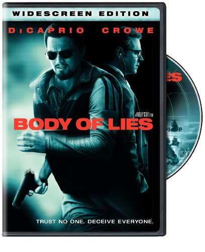 Body Of Lies Dicaprio Crowe Strong Issac DVD R Ws