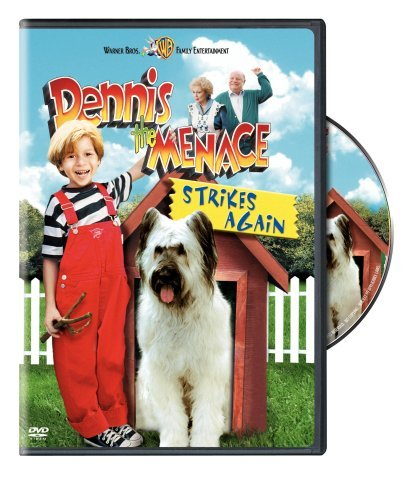 Dennis The Menace Dennis The Menace Strikes Agai G
