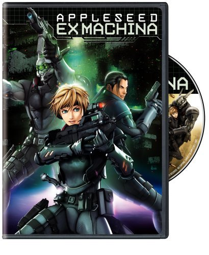 Appleseed Ex Machina Appleseed Ex Machina Nr