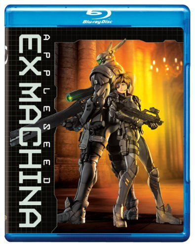 Appleseed Ex Machina Appleseed Ex Machina Blu Ray Ws Nr