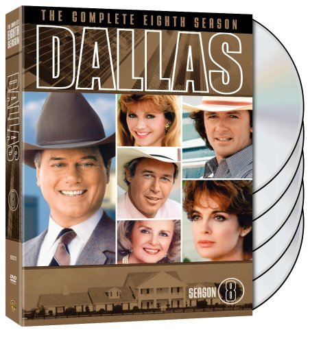 Dallas Season 8 DVD
