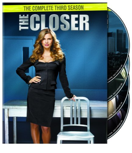 Closer Season 3 DVD Nr 4 DVD