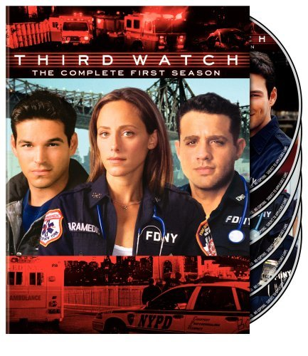 Third Watch Third Watch Season 1 Nr 6 DVD