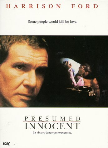 Presumed Innocent Ford Dennehy Bedelia Scacchi J Clr Cc Dss Ws Keeper R