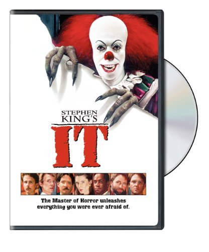 Stephen King's It Thomas Ritter O'toole Anderson DVD Nr