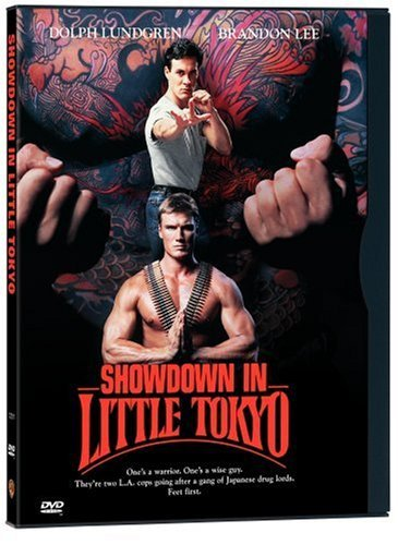 Showdown In Little Tokyo Lundgren Lee Carrere Tagawa Clr Cc Snap R
