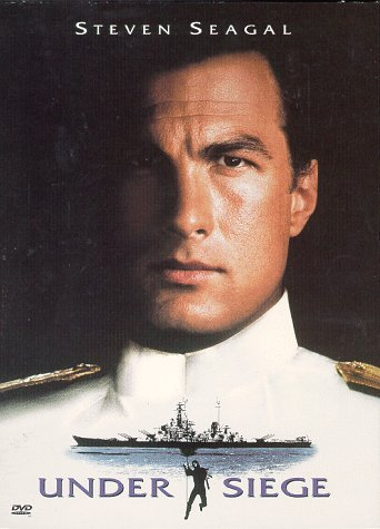 Under Siege Seagal Chapa Jones Evans Mckni Clr Cc Dss Snap R