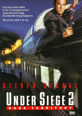 Under Siege 2 Dark Territory Seagal Bogosian Heigl Chestnut Clr Cc Dss Ws Snap R