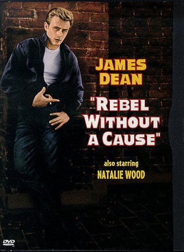 Rebel Without A Cause Dean Wood Mineo Backus Adams H Clr Cc Nr