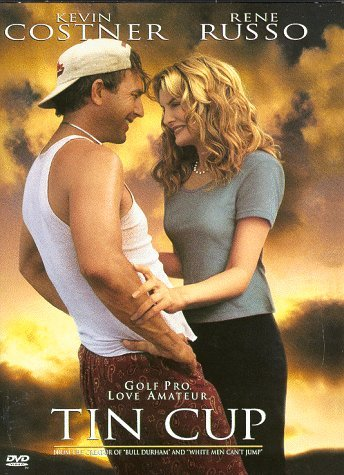 Tin Cup Costner Johnson Russo Marin DVD R