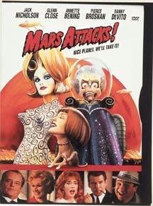 Mars Attacks! Nicholson Close Bening Brosnan Clr Cc Dss Pg13