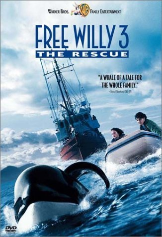 Free Willy 3 Richter Berry Schellenberg Clr Nr