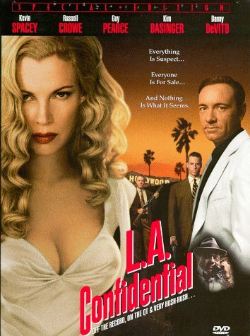 L.A. Confidential Spacey Crowe Pearce Devito Bas Clr 5.1 Eng Sub Snap R