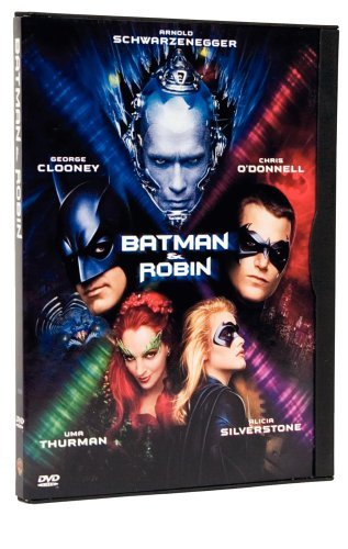 Batman Forever Kilmer Jones Carrey O'donnell Clr 5.1 Ws Eng Sub Snap Pg13