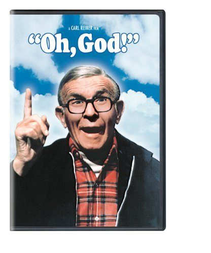 Oh God! Burns Denver Garr Pleasence Be DVD Pg