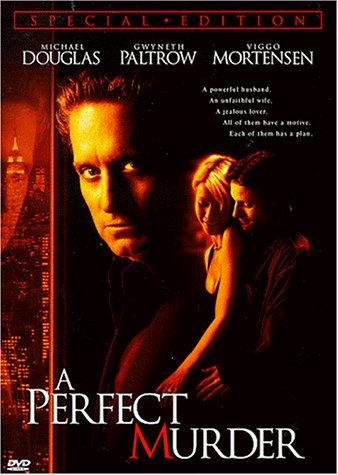 Perfect Murder Douglas Paltrow Mortensen Such Clr Cc Dss Snap R