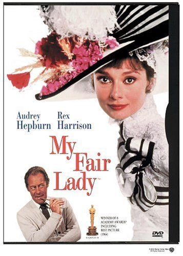 My Fair Lady Hepburn Harrison Holloway Hyde Clr Cc 5.1 Ws Snap G