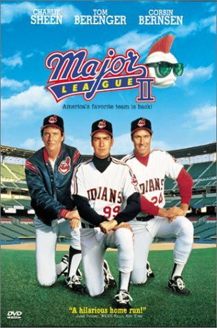 Major League 2 Sheen Berenger Bernsen Gammon DVD Pg