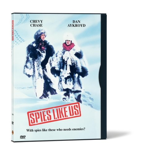 Spies Like Us Chase Aykroyd Forrest Davison Clr Cc Dss Snap Pg