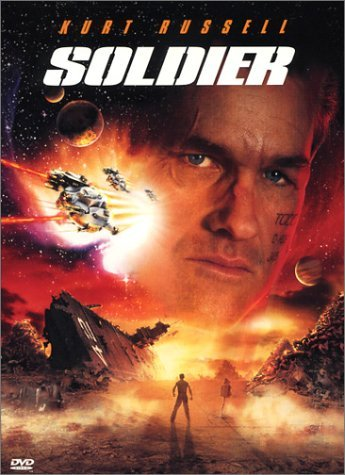 Soldier (1998) Russell Lee Busey Chiklis Pert Clr Cc R