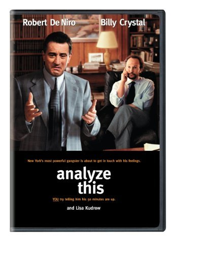 Analyze This De Niro Crystal Kudrow Palmint Clr Cc Dss R