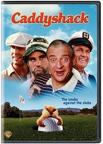 Caddyshack Chase Dangerfield Knight O'kee Clr Ws Mult Dub Sub Snap R 20th Anniv.