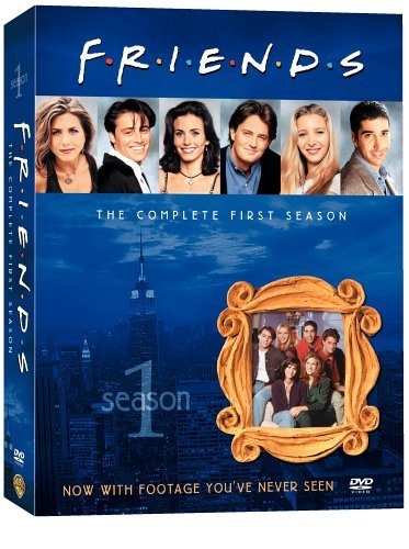 Friends Season 1 Clr Nr 4 DVD