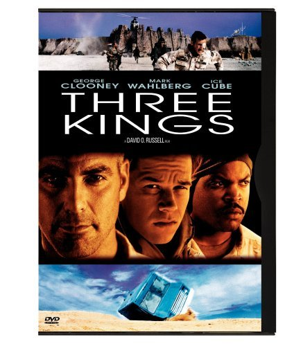Three Kings Clooney Wahlberg Ice Cube Jonz Clr Cc Ws Snap R