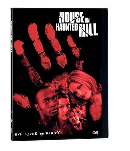 House On Haunted Hill (1999) Rush Janssen Diggs Gallagher K Clr Cc 5.1 Ws Mult Sub R