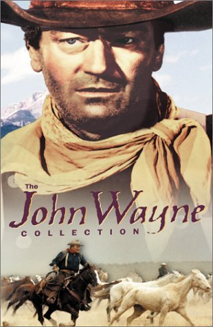 John Wayne Collection Wayne John Clr Bw Nr 3 DVD