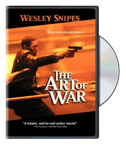 Art Of War Snipes Archer Chaykin Matiko T DVD R