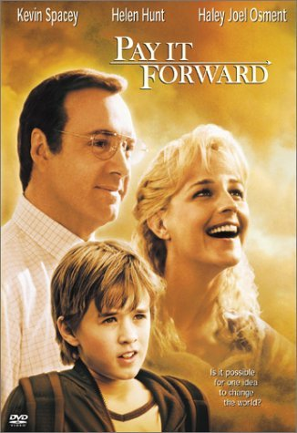 Pay It Forward Spacey Hunt Osment Mohr Ramsey Clr Cc 5.1 Ws Pg13