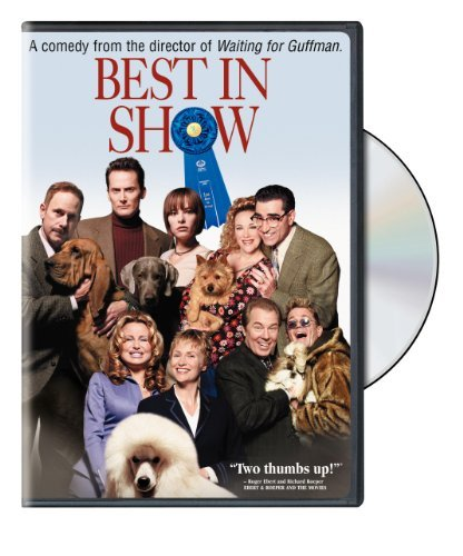 Best In Show Guest Posey Hitchcock Levy DVD Pg13 Ws