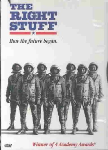 Right Stuff Harris Quaid Shepard Glenn War Clr Cc 5.1 Snap Pg