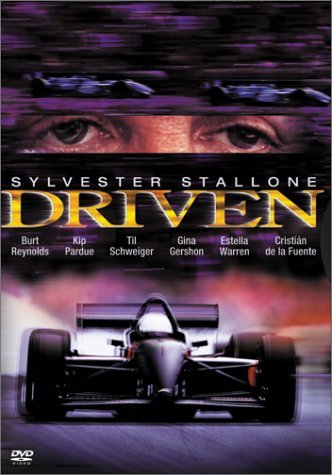 Driven Stallone Reynolds Pardue Edwards DVD Pg13