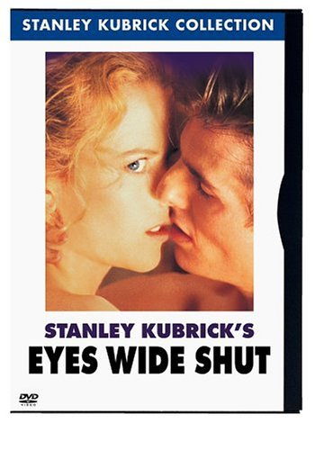 Eyes Wide Shut Cruise Kidman Pollack Richards Clr Cc R New Kubrick Co