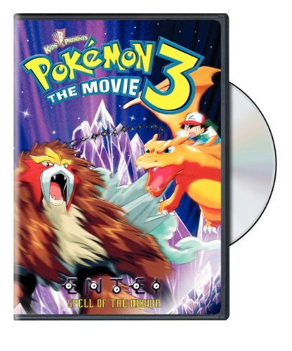 Pokemon Pokemon 3 The Movie Clr Snap G