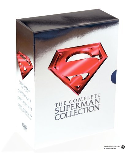 Superman Collection Reeve Kidder Hackman Clr Cc Ws Mult Dub Sub Pg 4 DVD