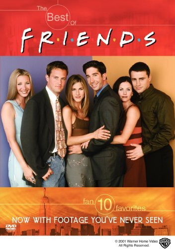 Friends Vol. 3 4 Best Of Friends Clr Cc Nr 2 DVD