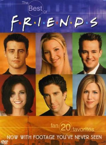 Friends Collection Clr Cc Nr 4 DVD