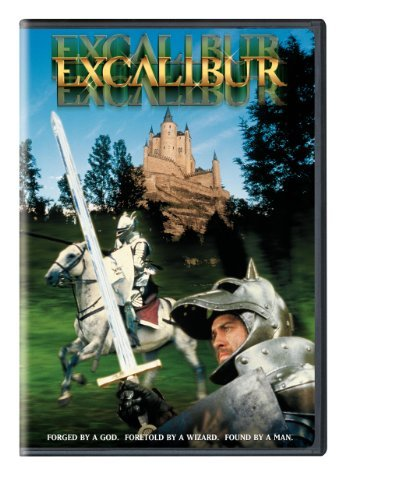Excalibur Terry Williamson Clay Mirren L DVD R Ws